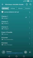 Huawei P10 - Photos, vidéos, musique - Ecouter de la musique - Étape 7