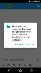 Sony Xperia Z5 - Android Nougat - MMS - afbeeldingen verzenden - Stap 9