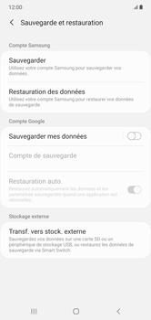 Samsung Galaxy Note 10+ - Aller plus loin - Gérer vos données depuis le portable - Étape 9