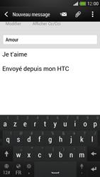 HTC One Mini - E-mail - envoyer un e-mail - Étape 9