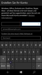 Microsoft Lumia 650 - Apps - Konto anlegen und einrichten - 10 / 20