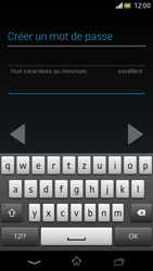 Sony Xperia V - Applications - Configuration de votre store d
