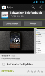 ZTE Blade III - Apps - Installieren von Apps - Schritt 9