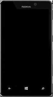 Nokia Lumia 925 - Premiers pas - Découvrir les touches principales - Étape 4
