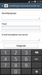 Samsung Galaxy S III Neo (GT-i9301i) - E-mail - Handmatig instellen - Stap 11