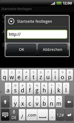 HTC Desire Z - Internet - Manuelle Konfiguration - 19 / 21