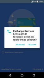 Sony Xperia XA - Android Nougat - E-mail - e-mail instellen (outlook) - Stap 10