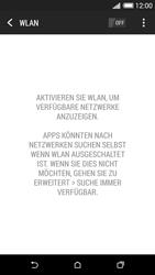 HTC Desire 620 - WLAN - Manuelle Konfiguration - Schritt 5