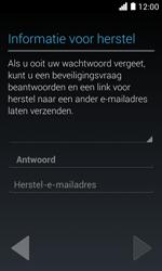 Huawei Ascend Y330 - Applicaties - Account aanmaken - Stap 14