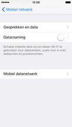 Apple iPhone SE - Internet - Dataroaming uitschakelen - Stap 6