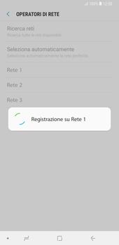 Samsung Galaxy Note9 - Rete - Selezione manuale della rete - Fase 12