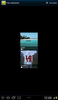 Samsung P3100 Galaxy Tab 2 7-0 - MMS - afbeeldingen verzenden - Stap 10