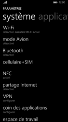Nokia Lumia 830 - Réseau - utilisation à l'étranger - Étape 7