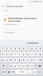 Samsung Galaxy S7 - E-mail - configuration manuelle - Étape 12