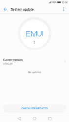 Huawei P10 - Device - Software update - Step 6