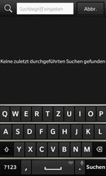BlackBerry Z10 - Apps - Konto anlegen und einrichten - Schritt 4