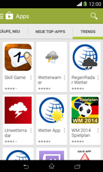 Sony Xperia E1 - Apps - Herunterladen - 1 / 1