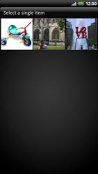 HTC X515m EVO 3D - MMS - Sending pictures - Step 10