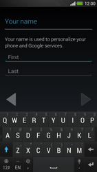 HTC One - Applications - Setting up the application store - Step 5
