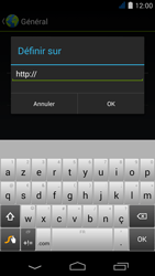 Acer Liquid Jade S - Internet - configuration manuelle - Étape 28