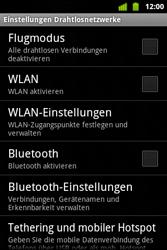 Alcatel OT-983 - WiFi - WiFi-Konfiguration - Schritt 5