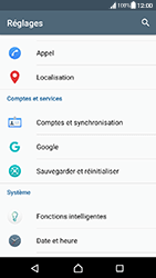 Sony Xperia XA (F3111) - Android Nougat - Messagerie vocale - Configuration manuelle - Étape 4