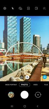 Samsung Galaxy A71 - Photos, vidéos, musique - Prendre une photo - Étape 12