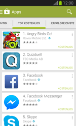 Samsung Galaxy Trend Lite - Apps - Installieren von Apps - Schritt 9