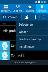 Samsung Galaxy Young2 (SM-G130HN) - Contacten en data - Contacten overzetten via Bluetooth - Stap 5