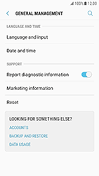 Samsung Galaxy Xcover 4 - Device - Factory reset - Step 6