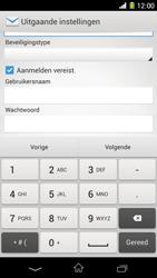 Sony C6903 Xperia Z1 - E-mail - e-mail instellen: IMAP (aanbevolen) - Stap 14