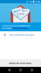 Acer Liquid Z320 - E-mail - e-mail instellen (gmail) - Stap 5