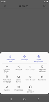 Samsung Galaxy J6 Plus - Internet - configuration manuelle - Étape 27