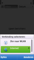 Nokia C6-00 - E-mail - Handmatig instellen - Stap 13