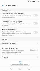 Huawei P9 - Android Nougat - SMS - Configuration manuelle - Étape 6