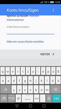 Huawei P9 Plus - E-Mail - Konto einrichten (gmail) - Schritt 10