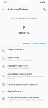 OnePlus 7T - Applications - Supprimer une application - Étape 5