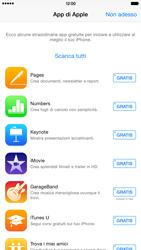 Apple iPhone 6 Plus - iOS 8 - Applicazioni - Configurazione del negozio applicazioni - Fase 3