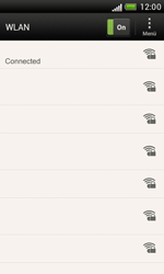 HTC Desire X - WiFi - WiFi-Konfiguration - Schritt 8