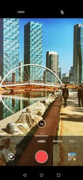 OnePlus 7 - Photos, vidéos, musique - Créer une vidéo - Étape 14