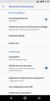 Nokia 5.1 - Sécurité - activéz le code PIN de l'appareil - Étape 13