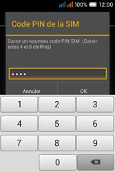 Alcatel OT-4015X Pop C1 - Sécuriser votre mobile - Personnaliser le code PIN de votre carte SIM - Étape 11