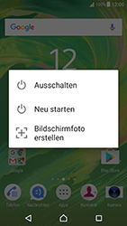 Sony Xperia X (F5121) - Android Nougat - MMS - Manuelle Konfiguration - Schritt 19