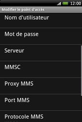 HTC A6262 Hero - Internet - Configuration manuelle - Étape 9