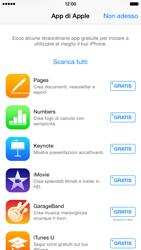 Apple iPhone 6s - Applicazioni - Configurazione del negozio applicazioni - Fase 27
