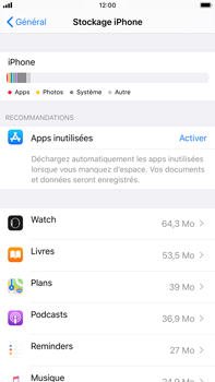 Apple iPhone 6s Plus - iOS 13 - Applications - Comment désinstaller une application - Étape 8