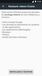 Nokia 3 - Téléphone mobile - Réinitialisation de la configuration d