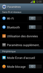 Samsung Galaxy S2 - Internet et connexion - Utiliser le mode modem par USB - Étape 4