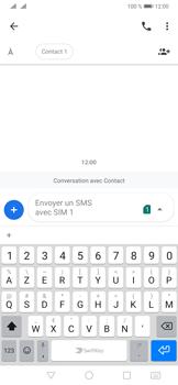 Huawei P30 Pro - Contact, Appels, SMS/MMS - Envoyer un MMS - Étape 8