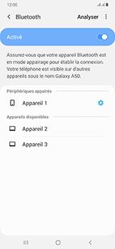 Samsung Galaxy A50 - Bluetooth - connexion Bluetooth - Étape 11